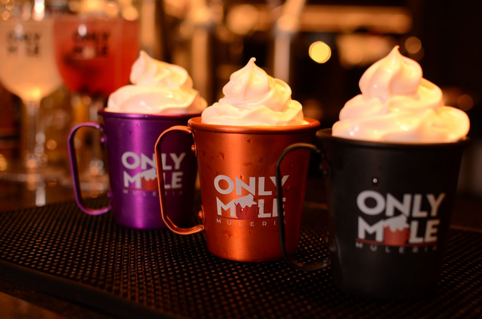 Moscow Mule: conheça esse drink de sucesso na Only Mule!